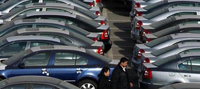 China Car Dealer - picture courtesy globalrubbermarkets.com