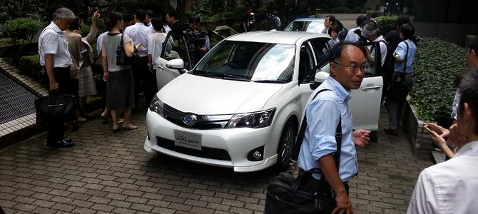 Corolla Hybrid JDM Launch - Bertel Schmitt -009