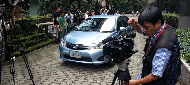 Corolla Hybrid JDM Launch - Bertel Schmitt -127-2