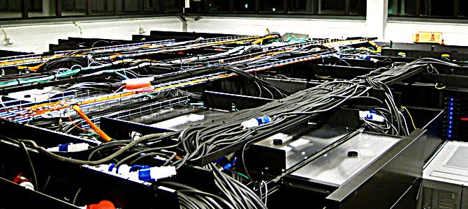 Server room Picture courtesy Wikipedia