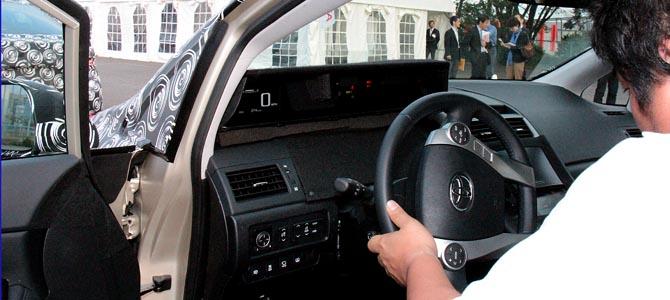 Toyota FCV -06- Picture courtesy Bertel Schmitt