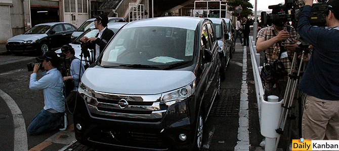 The little kei cars are the stars of Japan