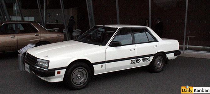 1983 Skyline DOHC Turbo RS