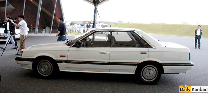 1985 Nissan Skyline H/T Twincam 24V Turbo