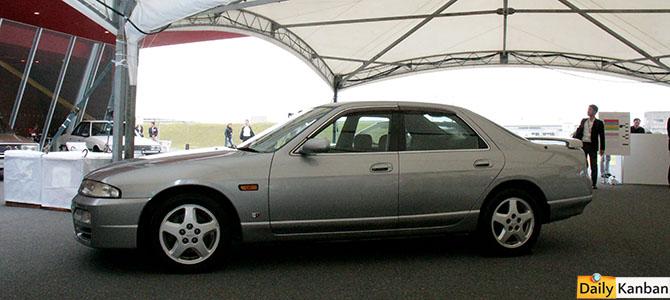 1997 Nissan Skyline R33
