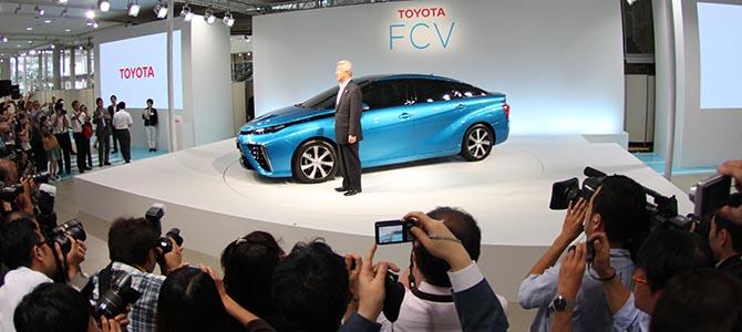 Toyota FCV reveal 4 - Picture courtesy Bertel Schmitt