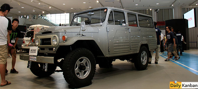 Land Cruiser 40 FJ45V 1965