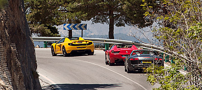 In Spain - Picture courtesy topgear.wikia.com