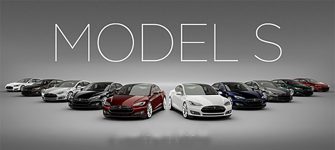 Model S - Picture courtesy slashgear