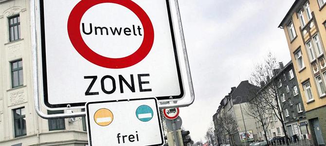 Dirty diesel verboten - nothing new in Germany