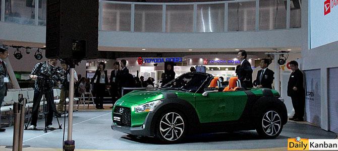 Daihatsu kopen concept - Picture courtesy Bertel Schmitt