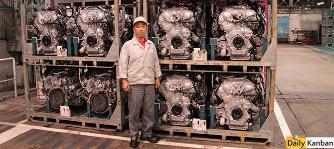 Builds every GT-R engine by hand: Takumi Kurosawa