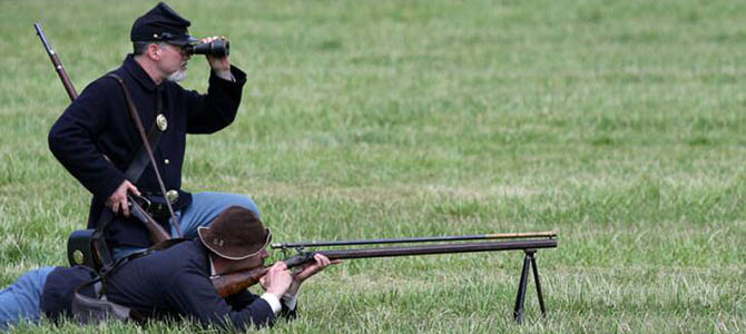 sharpshooter - picture courtesy ovcwa