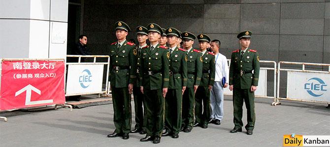 Beijing 2014 - Girls, what girls?