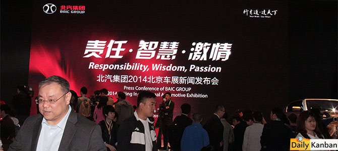 Beijing 2014 - Responsibility before passion