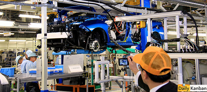 Toyota Mirai FCV line-off Motomachi -05 - Picture courtesy Bertel Schmitt