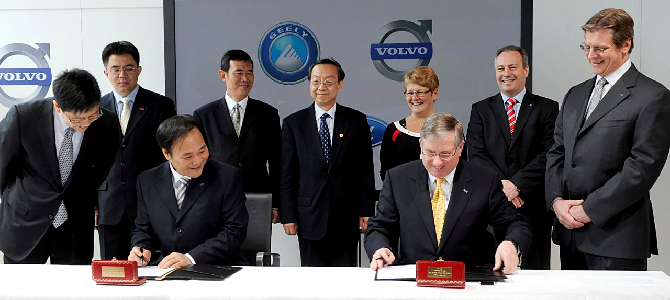 Geely paid $1.5 billion for all of Volvo