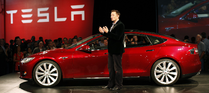 "Musk: ""We're not really selling to resellers anywhere in the world. """