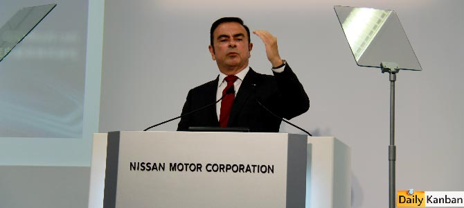 Carlos Ghosn - Picture courtesy Bertel Schmitt