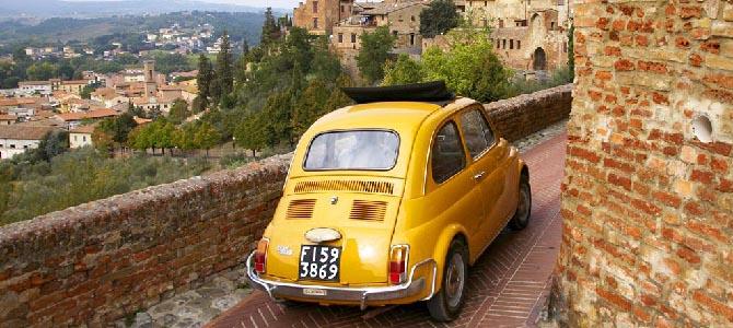 Tuscany - Picture courtesy nationalgeographic.com
