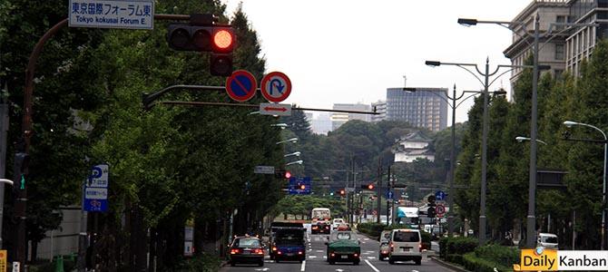 Japan roads October - Picture courtesy Bertel Schmitt