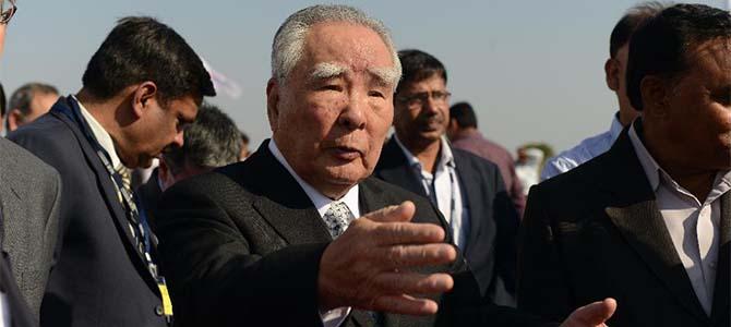 Osamu Suzuki - Picture courtesy Forbes