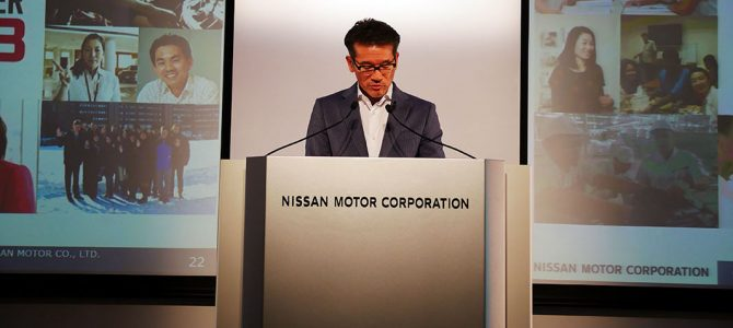 Nissan earnings - picture courtesy Bertel Schmitt